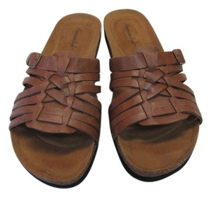 American Eagle Outfitters New Excellent Condition Size 10.00m Light Brown Sandals