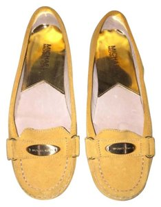 Michael Kors Yellow Flats