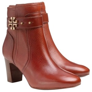 Tory Burch Pine Red Boots