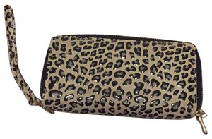 Forever 21 cheetah wallet