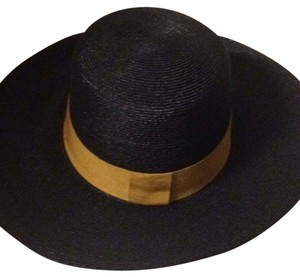 Daniele Meucci Authentic Daniele Meucci Straw Wide Brims Hat