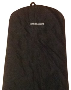 Giorgio Armani Giorgio Armani Black Fabric Full Length Garment bag