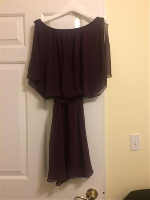 Forever 21 Short Party Chiffon Dress