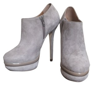 Kelsi Dagger Casual Wedge Stiletto Gray Boots