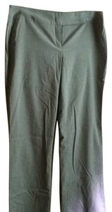 New York & Company Trouser Pants Grey striped