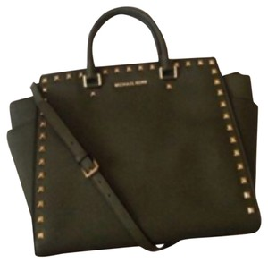 Michael Kors Tote in Army Green
