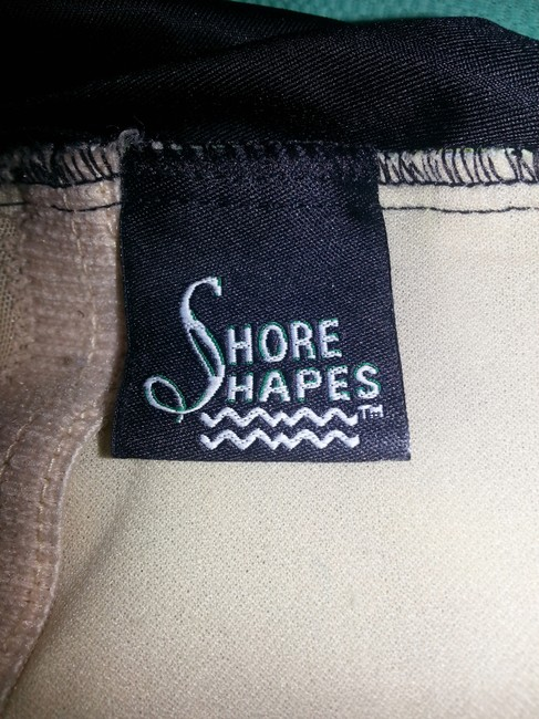 Shore Shapes Sarong Front Swimsuit