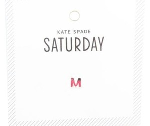 Kate Spade Kate Spade Saturday Initial M Earring NEW WITH TAGS