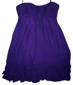 BCBGMAXAZRIA Chiffon Bcbg Party Homecoming Dress