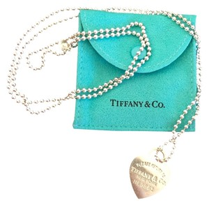 Tiffany & Co. ON SALE NOW!!! WOW!! DON'T MISS OUT ON THIS GREAT DEAL!!! Return to Tiffany & Co. Heart Tag Necklace