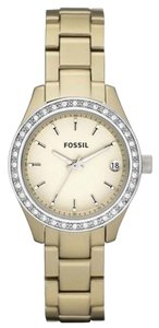 Fossil Fossil Watch ES2962 Gold Analog Mini Stella