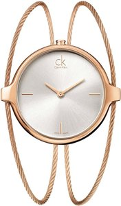 Calvin Klein Calvin Klein Watch K2Z2M616 Rose Gold Analog Aglie