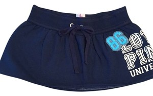 Victoria's Secret Mini Skirt Navy blue with