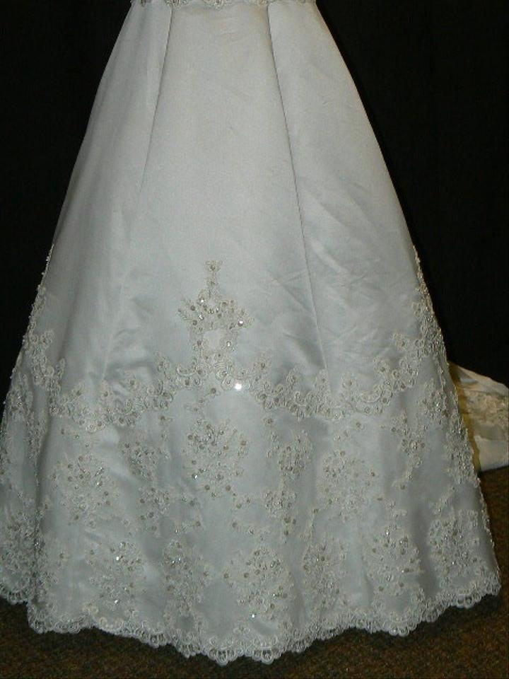 gloria vanderbilt vintage style wedding gown wedding