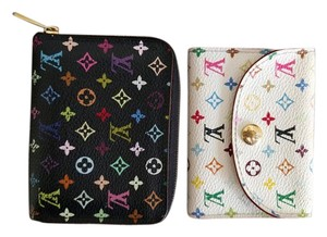 Louis Vuitton Louis Vuitton Multicolor Wallet and card holder