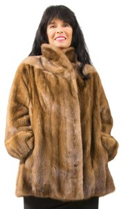 Min Real Fur Fur Coat