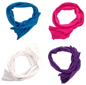 American Apparel Bundle of 4 American Apparel Scarves