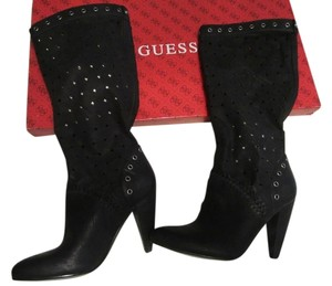 Guess Stunning Black Boots