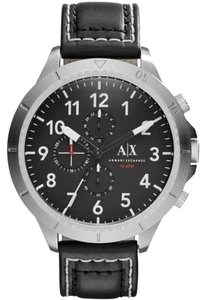 A|X Armani Exchange Armani Exchange Men's Silver Analog watch AX1754