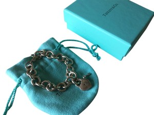 Tiffany & Co. Tiffany Classic Heart Tag Charm Bracelet