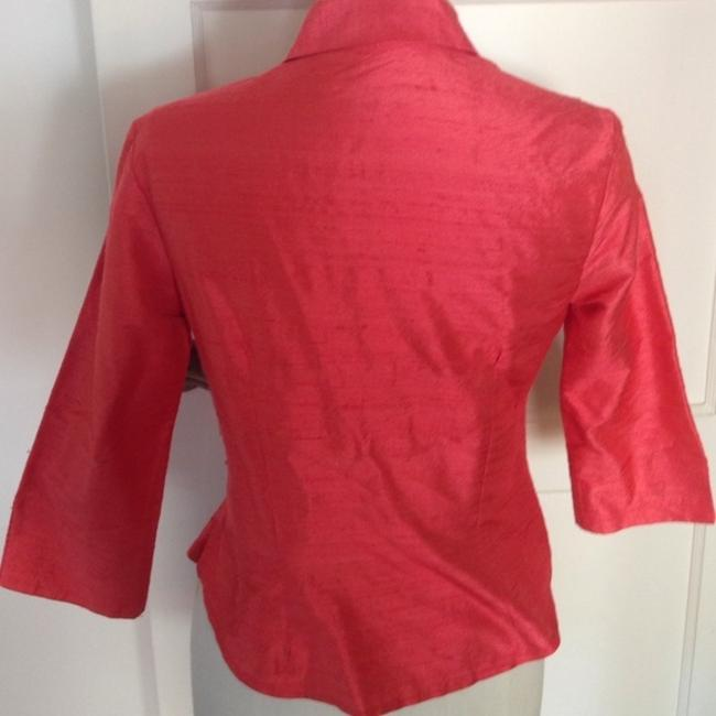 made in heaven Silk Top Coral