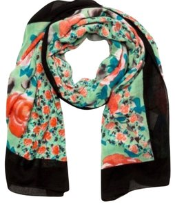 Marc Jacobs MARC BY MARC JACOBS Spliced Jerrie Rose Scarf