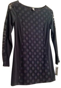 Style & Co Tunic Top Black