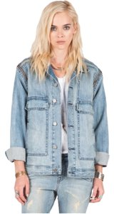 Volcom Fall Fallfashion Light Denim Womens Jean Jacket