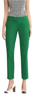 Banana Republic Capris Jade