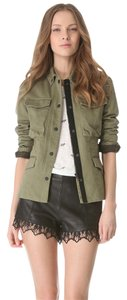 Rag & Bone Green Olive Military Fall Autumn Fashion Military Jacket