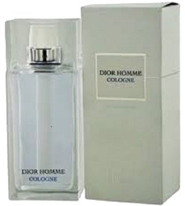 Dior DIOR HOMME COLOGNE By Christian Dior 4.2 oz / 125 ml Eau De Toilette Spray , New In Box & Sealed .