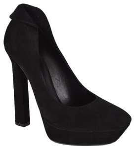 Bottega Veneta Heels Pumps Black Platforms