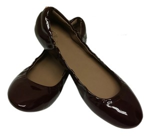 Elorie Ruby Patent Flats