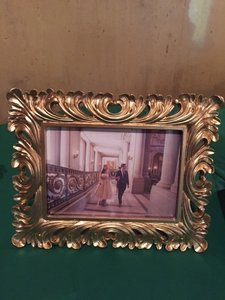 Gold 5x7 Picture Frames