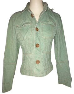 Tulle Blue green Jacket