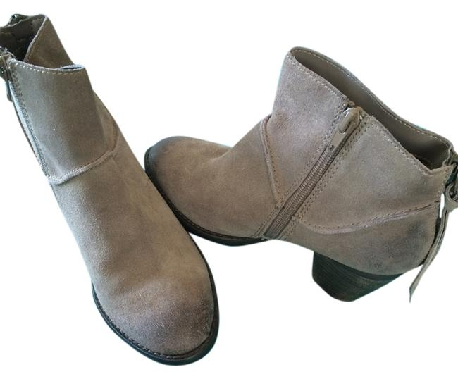 Steve Madden Gray Boots/Booties Size US 5.5 Steve Madden Gray Boots/Booties Size US 5.5 Image 1