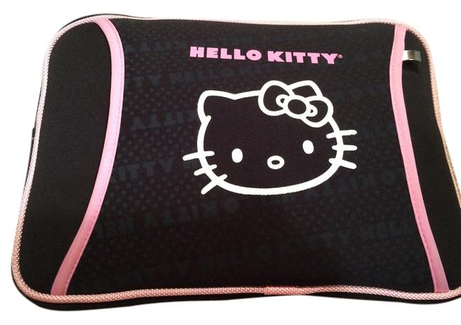 Item - Pink Black I Pad Case Tech Accessory