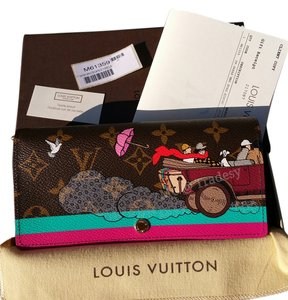 Louis Vuitton Louis Vuitton HTF Evasion Illustre Travel Mono Sarah