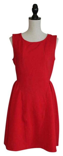 Preload https://img-static.tradesy.com/item/6269254/b-darlin-red-knee-length-short-casual-dress-size-8-m-0-0-650-650.jpg