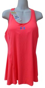 Under Armour NWT Heat Gear Fit Built-in-Bra Padded Tennis Dress Long Top XL 16