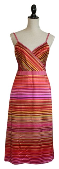 Preload https://img-static.tradesy.com/item/6274081/banana-republic-silk-jeweled-red-pink-green-and-gold-mid-length-cocktail-dress-size-6-s-0-0-650-650.jpg