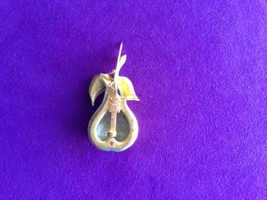Other Luscious Pear Fruit Brooch