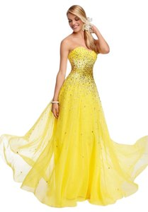 Mori Lee Prom Large Long Dress