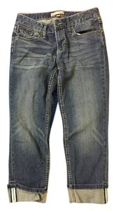 Banana Republic Capri/Cropped Denim-Medium Wash