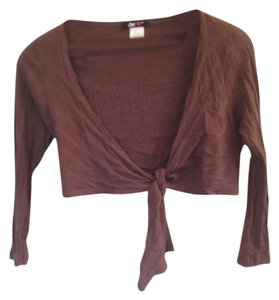 Flash Sale Crop Wrap Cardigan