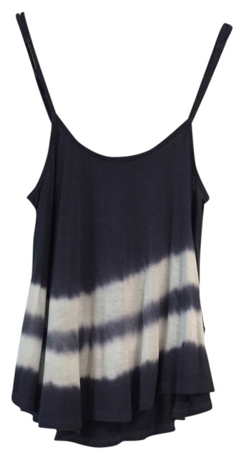 Love Culture Blue Tie Dye Tank Top/Cami Size 2 (XS) Love Culture Blue Tie Dye Tank Top/Cami Size 2 (XS) Image 1