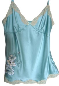 Banana Republic Top Ice Blue