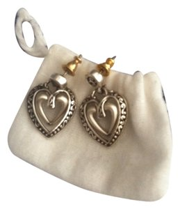 Brighton Brighton Heart Earrings
