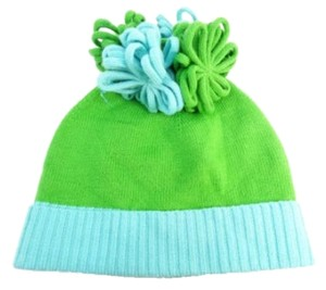 Kate Spade Kate Spade New York Green Knitted Beanie NEW