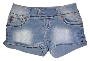 Angels Jeans Mini/Short Shorts jean